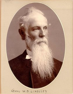 William D. Lindsley American politician