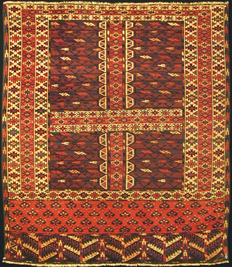 Yomut Carpet Wikipedia