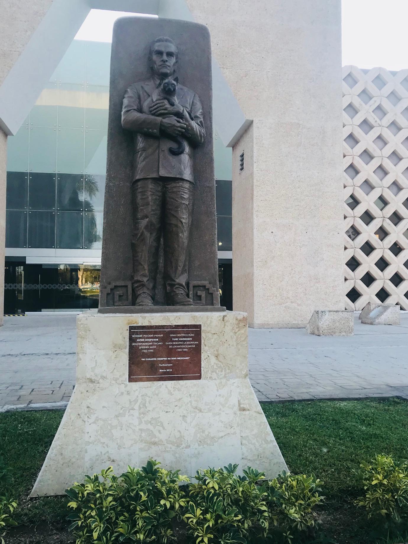 Yuri Knórozov - Wikipedia, la enciclopedia libre