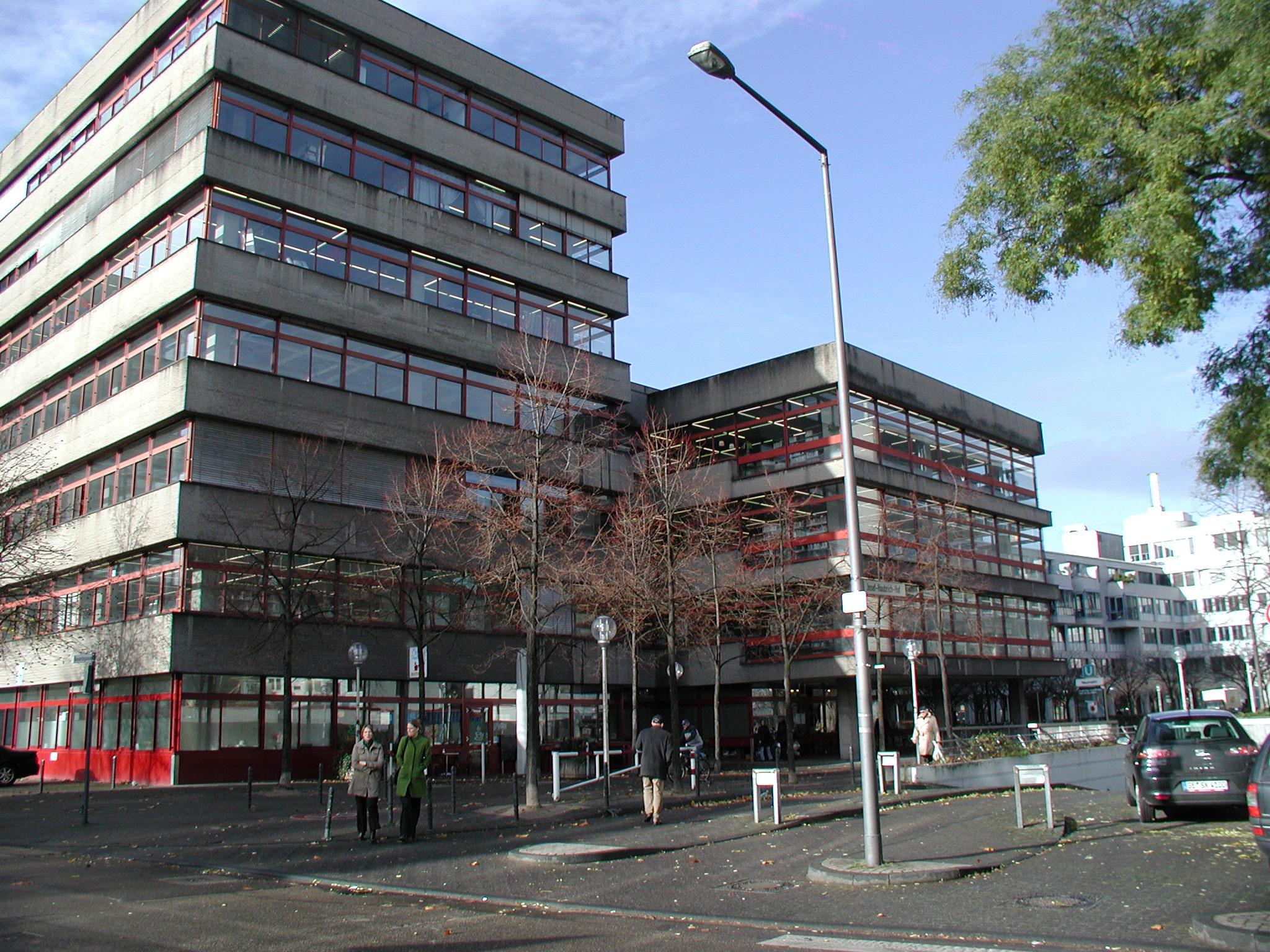 Haubrichhof Köln