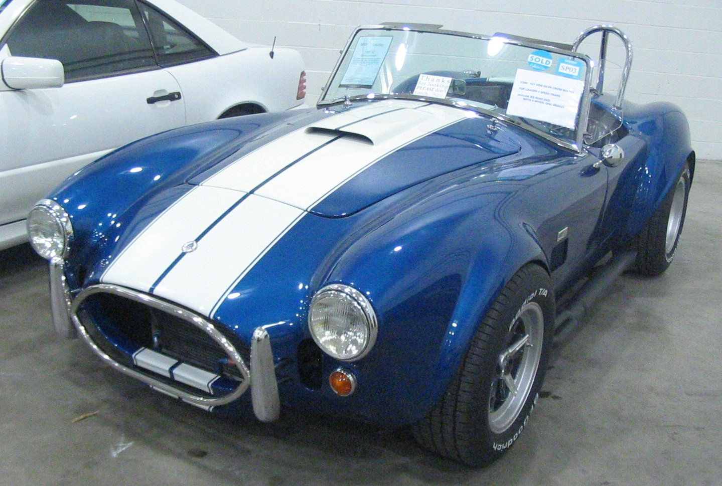 File:\'65 AC Cobra (Toronto Spring \'12 Classic Car Auction).JPG ...
