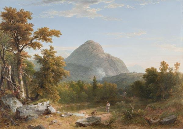 landscape haystack mountain vermont 39 by asher b durand san antonio