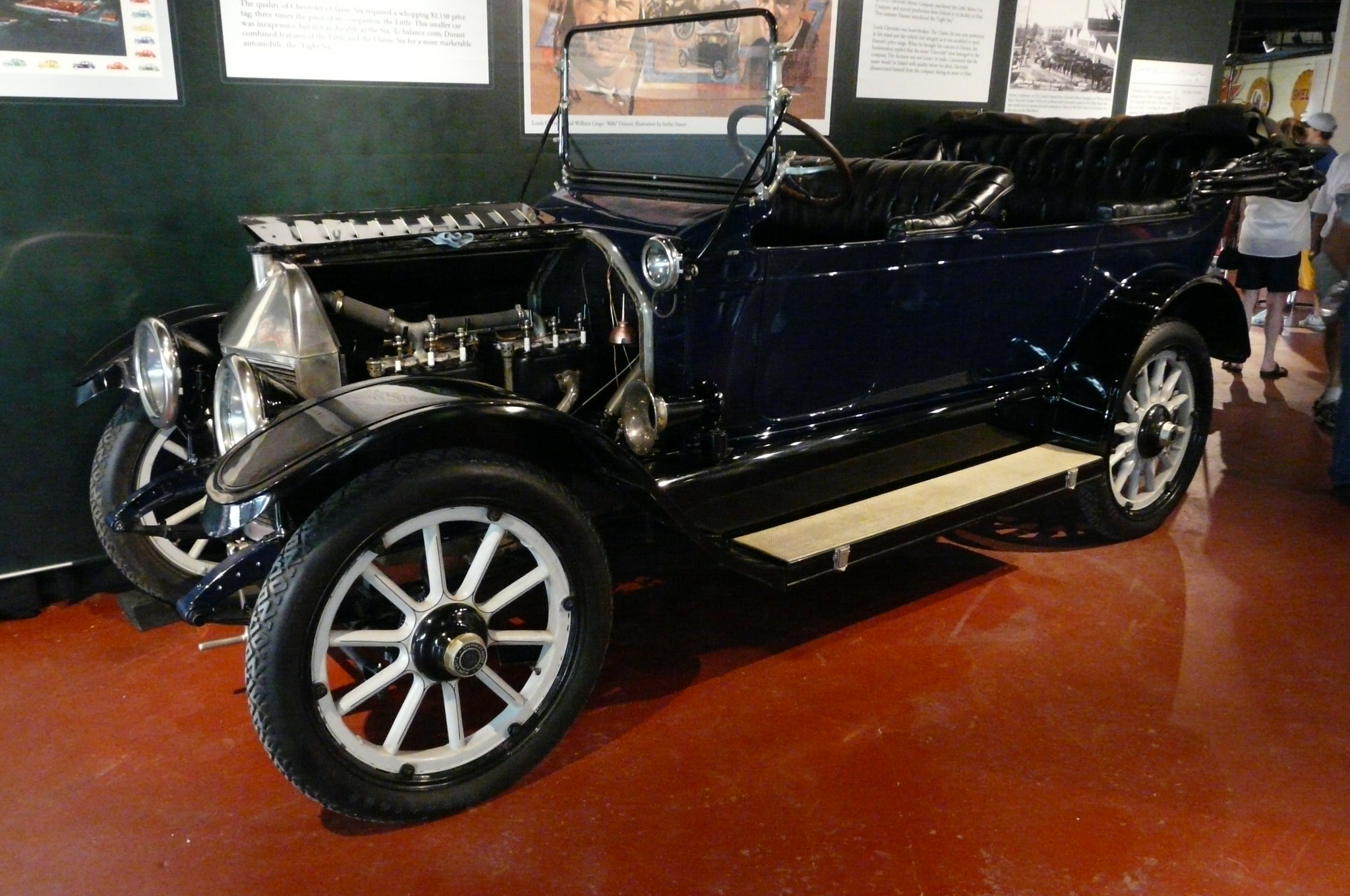 History Of Cars 1910 20 The Chevrolet Type C