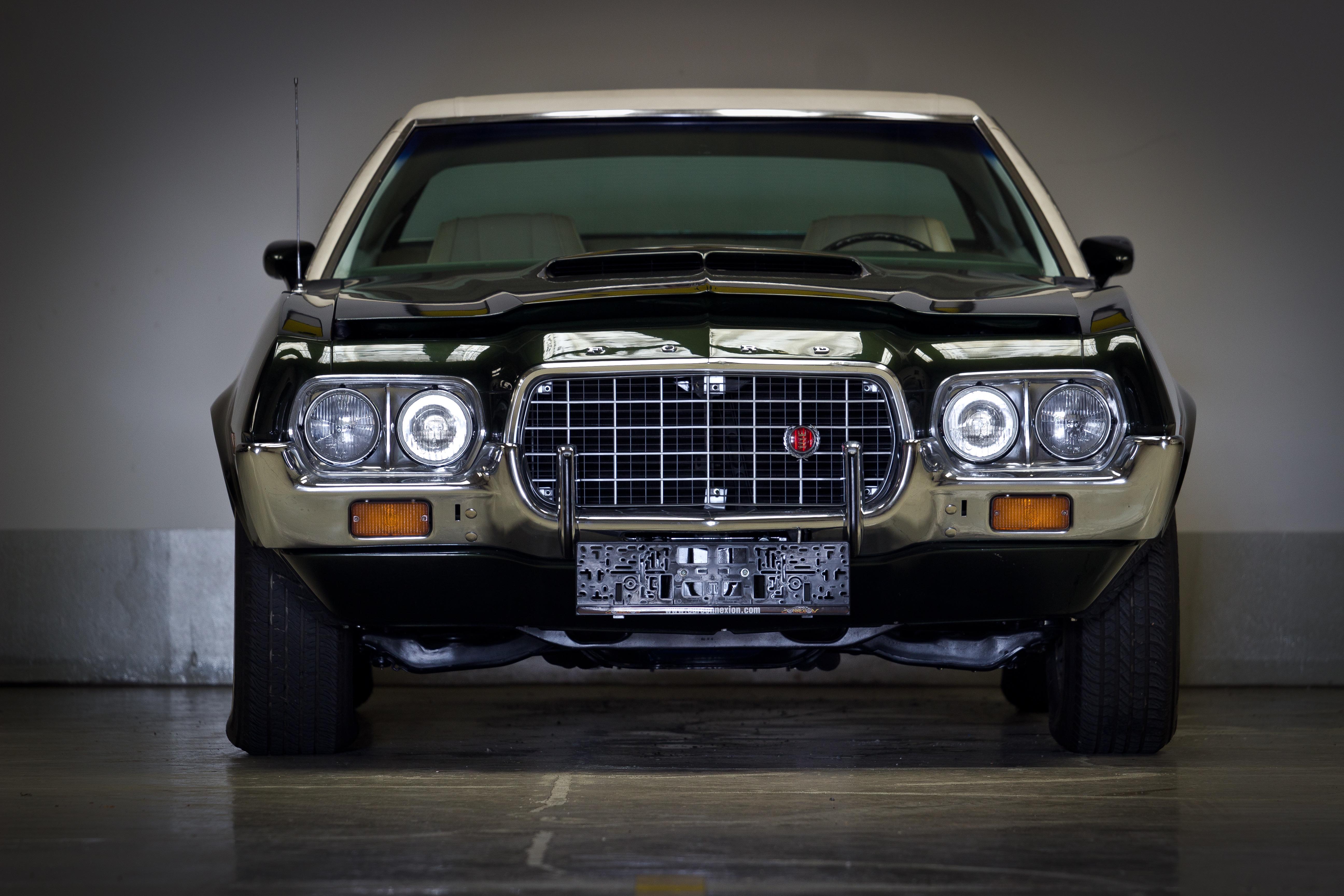 File 1972 Ford Gran Torino Sport By Retrowerk At Jpg Wikimedia Commons
