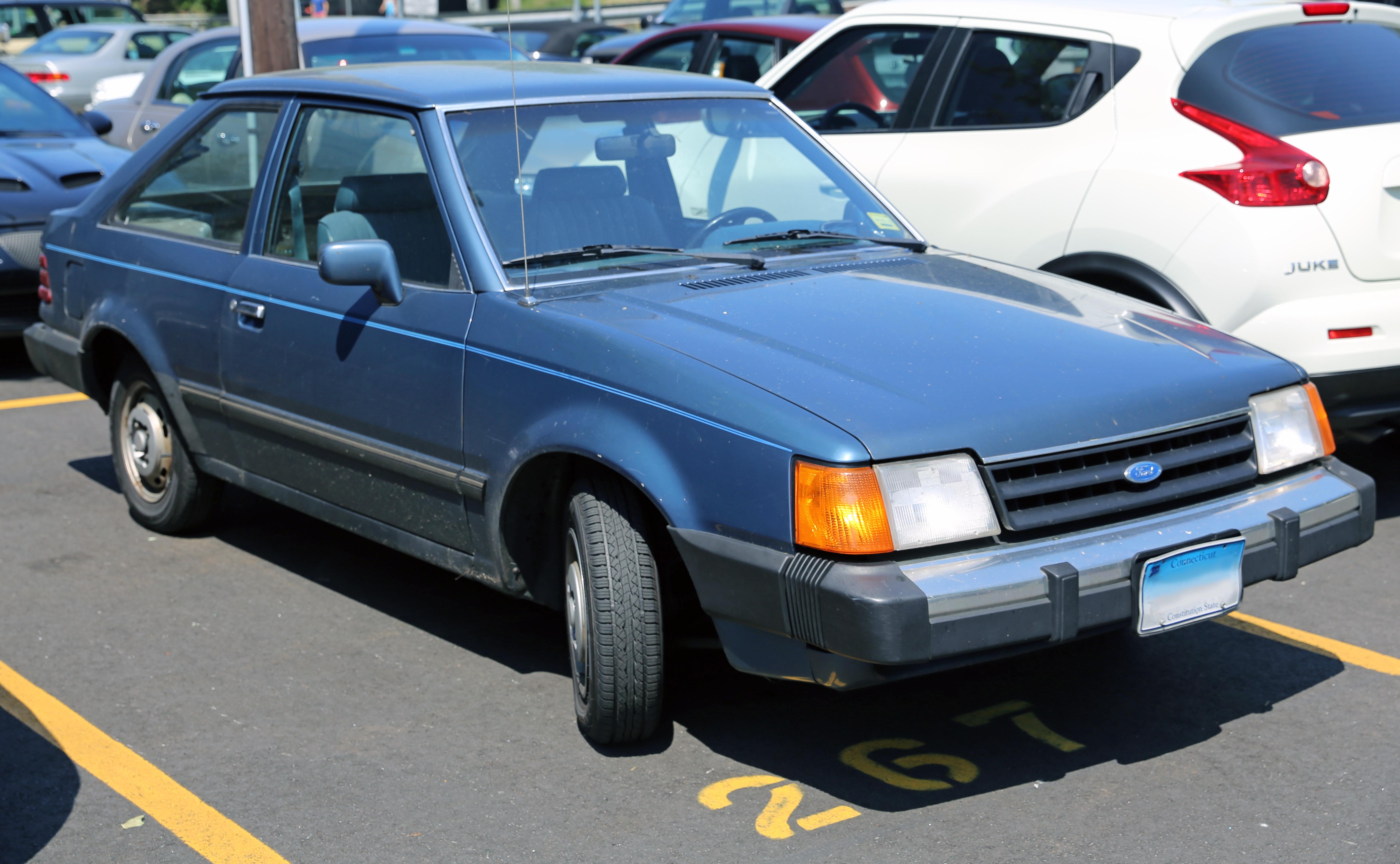 Copart Home Page >> Ford Escort (Vereinigte Staaten) - Wikiwand