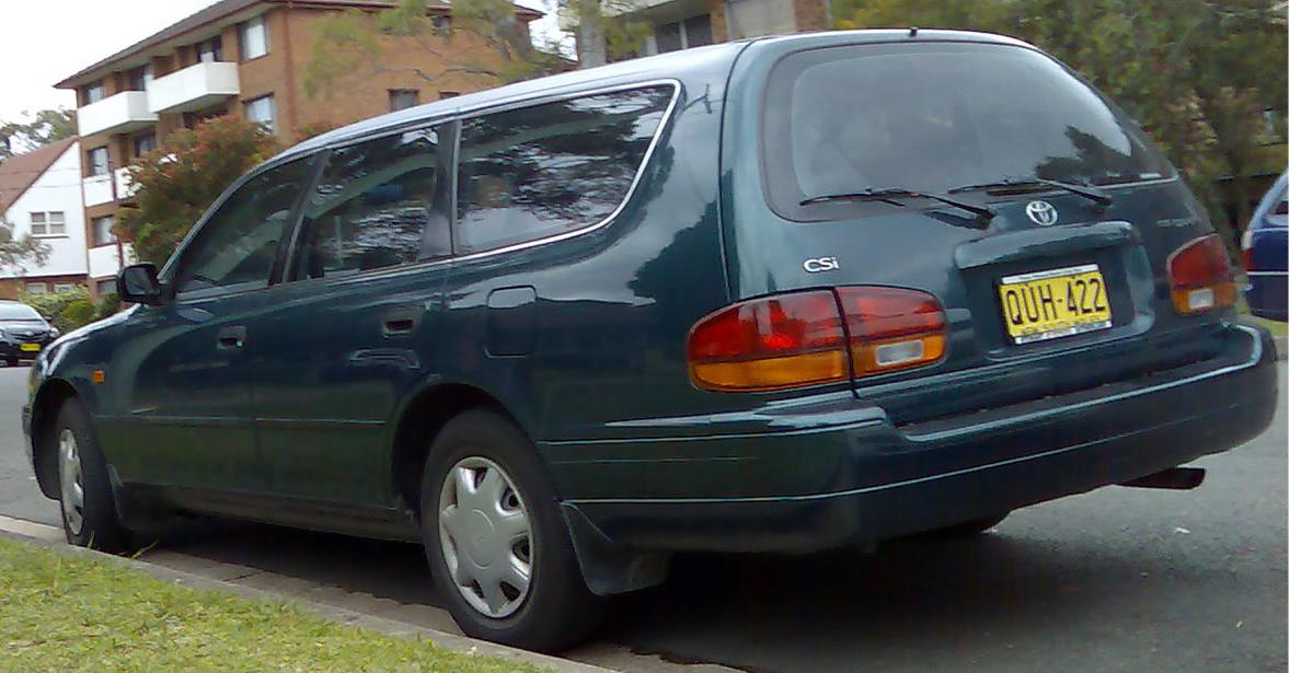 file 1995 1997 toyota camry sxv10r csi station wagon 02. Black Bedroom Furniture Sets. Home Design Ideas