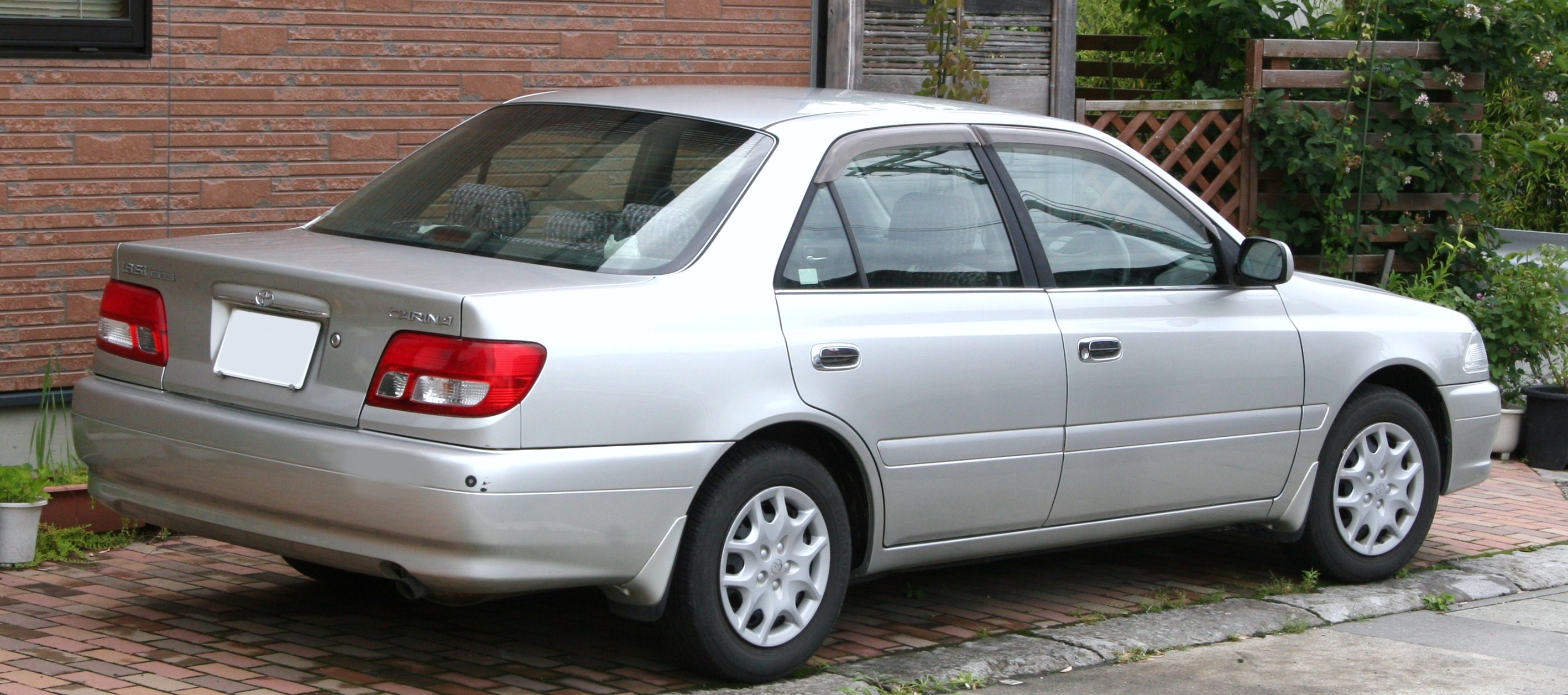 1998 Toyota Carina 1 6 Gt Automatic Related Infomation