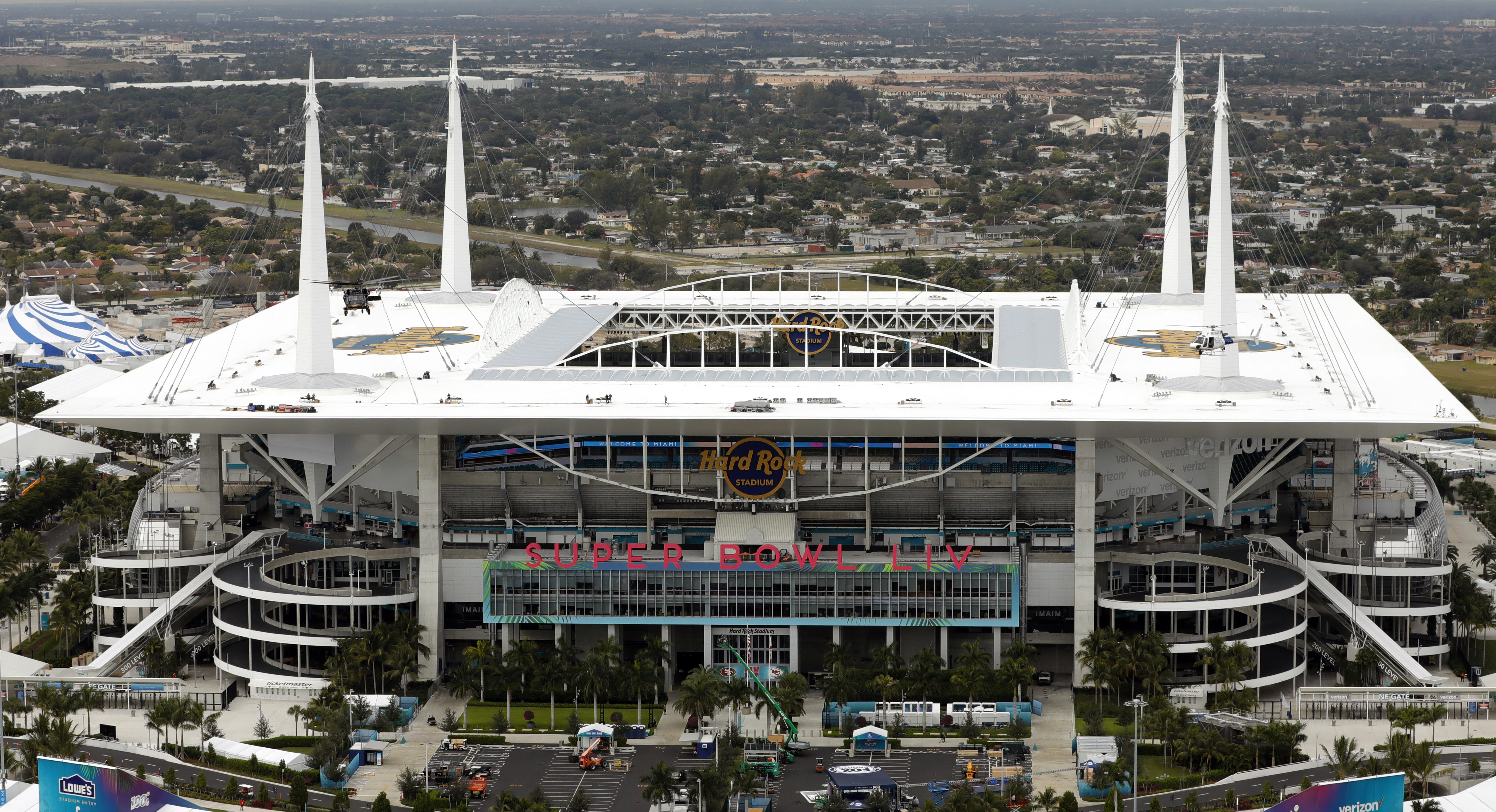Hard Rock Stadium - Wikipedia, la enciclopedia libre