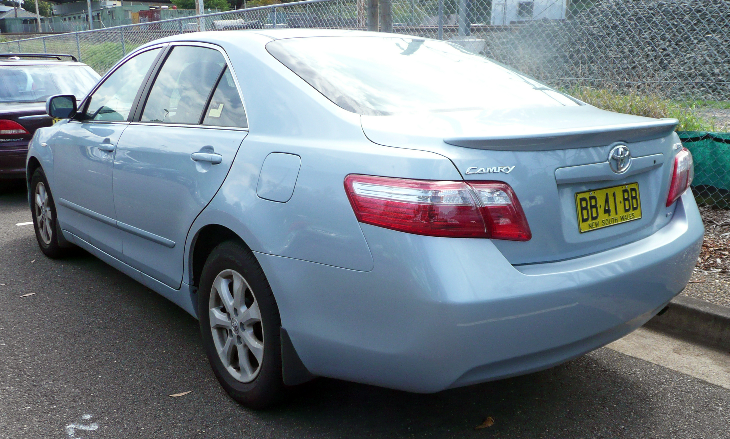 Toyota Camry Xv40 Wikipedia Le Engine Diagram Of 2012 Ateva Australia Pre Facelift