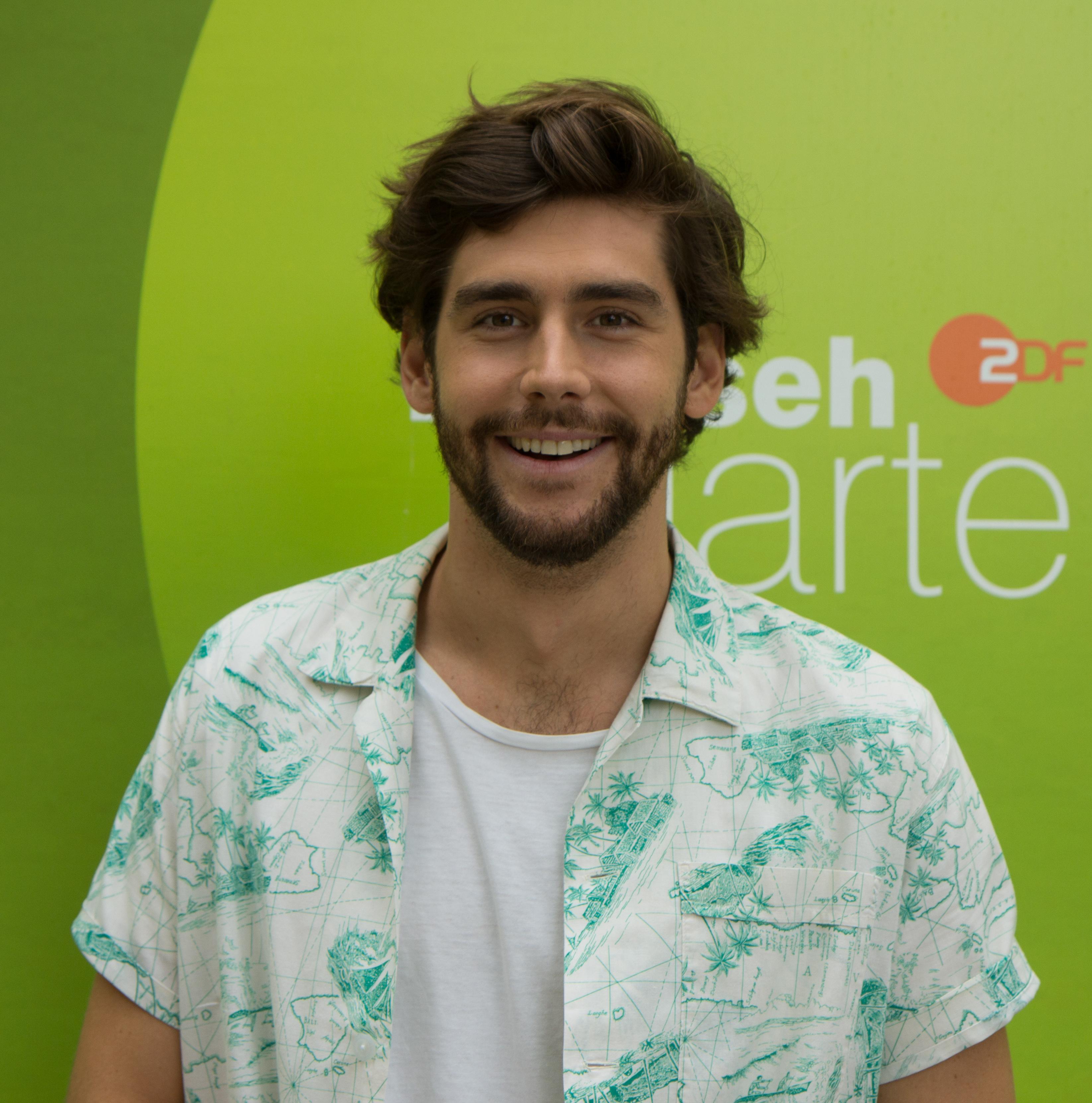 Photo de Álvaro Soler avec un hauteur de 181 cm et à l'age de 28 en 2019