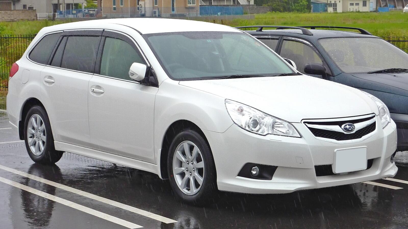 2010 Subaru Legacy Hatchback 2010 Subaru Legacy 2.5i-l