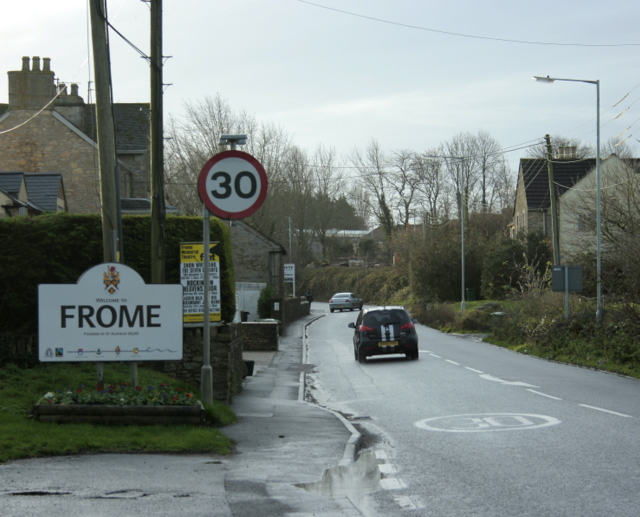 Speed dating frome