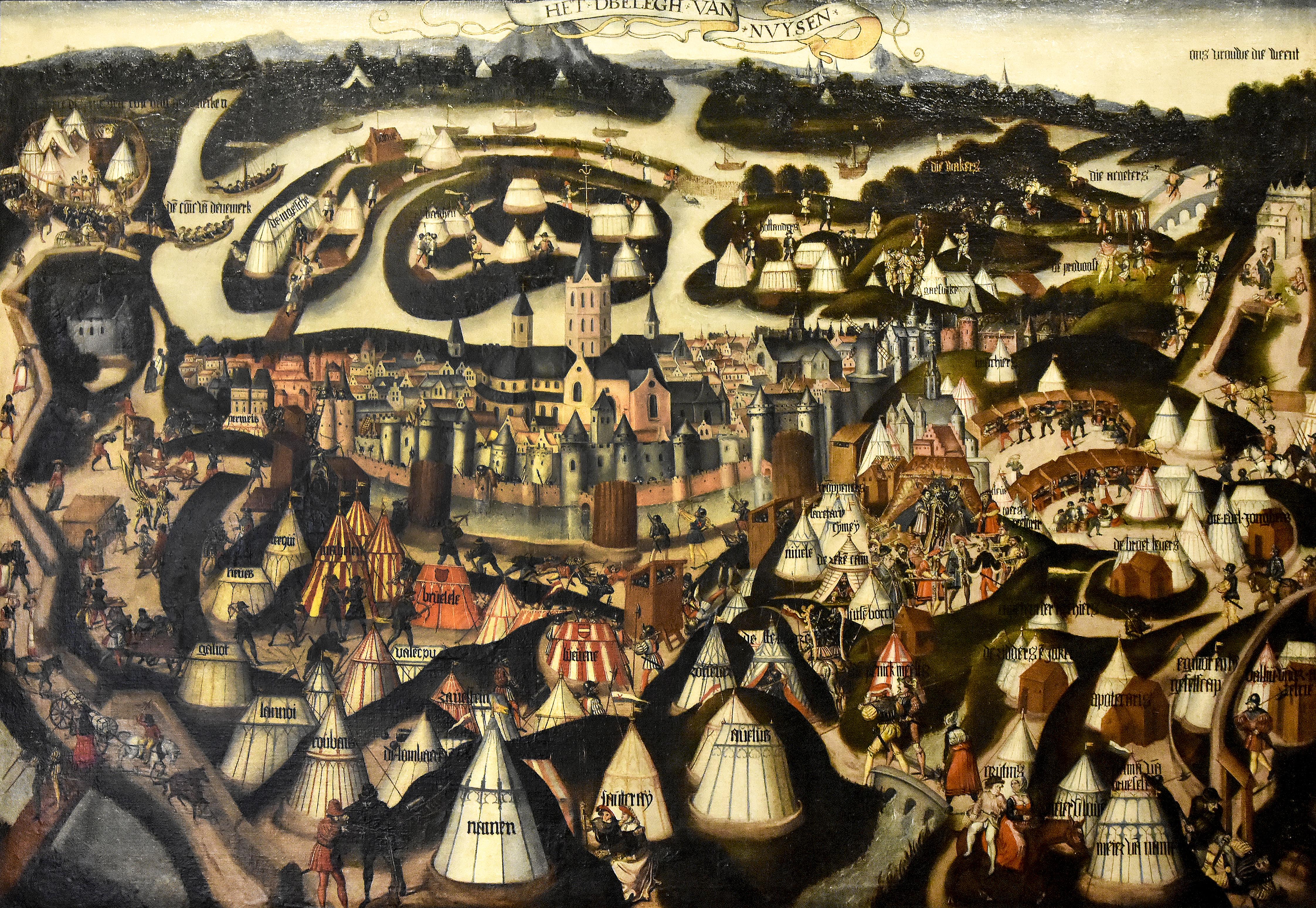 File:Adriaen van den Houte (16e E) Kamp van Karel de Stoute bij