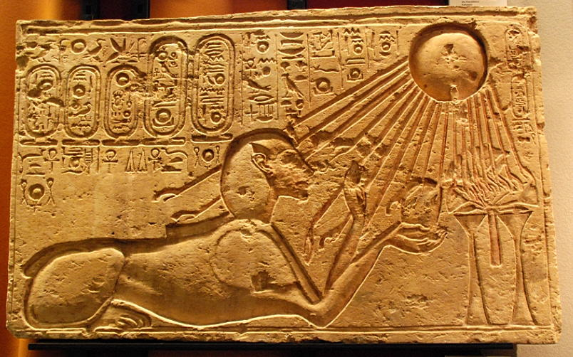 https://upload.wikimedia.org/wikipedia/commons/f/f7/Akhenaten_as_a_Sphinx_(Kestner_Museum).jpg