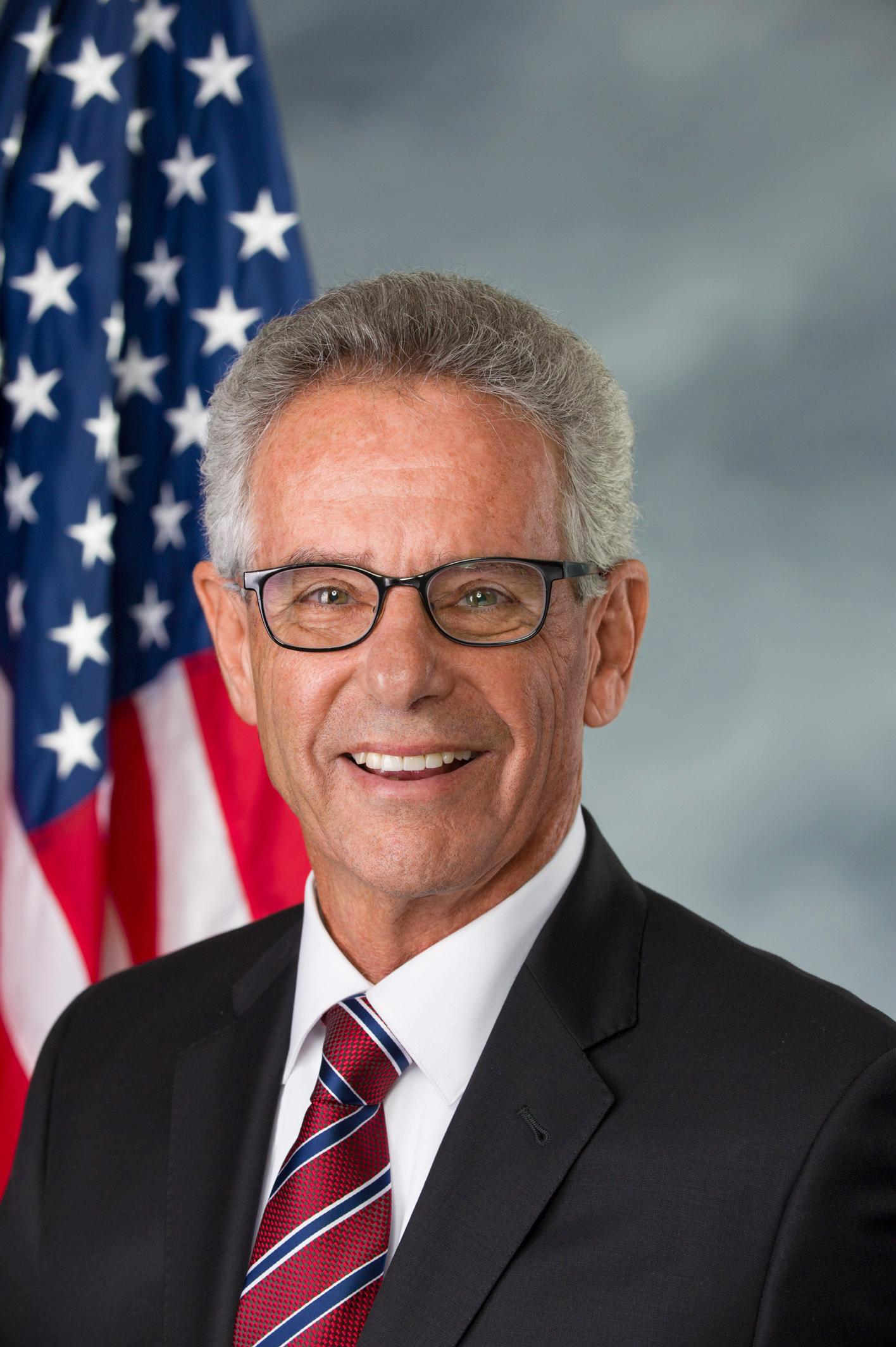 Congressman Alan Lowenthal, D-Long Beach, CA