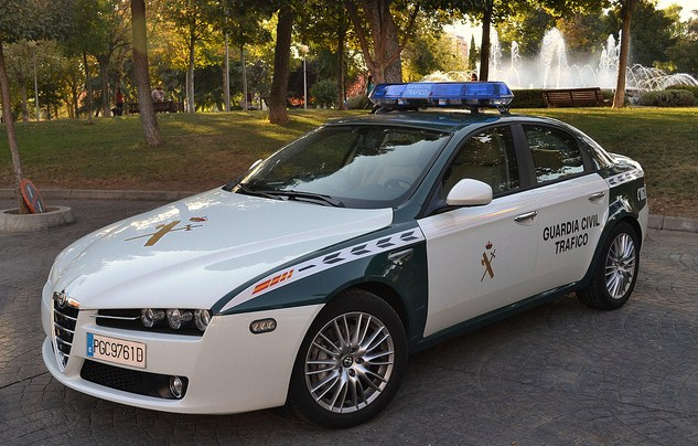 Alfa-romeo-159-Guardia-Civil-Tr%C3%A1fic
