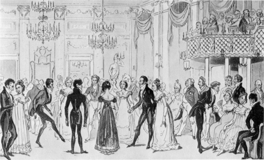 Romancing The Past Basic Regency Etiquette