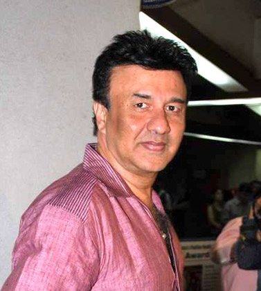 Photograph of Anu Malik