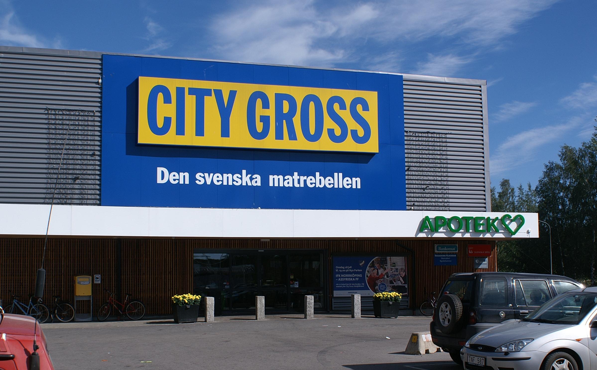City Gross butik