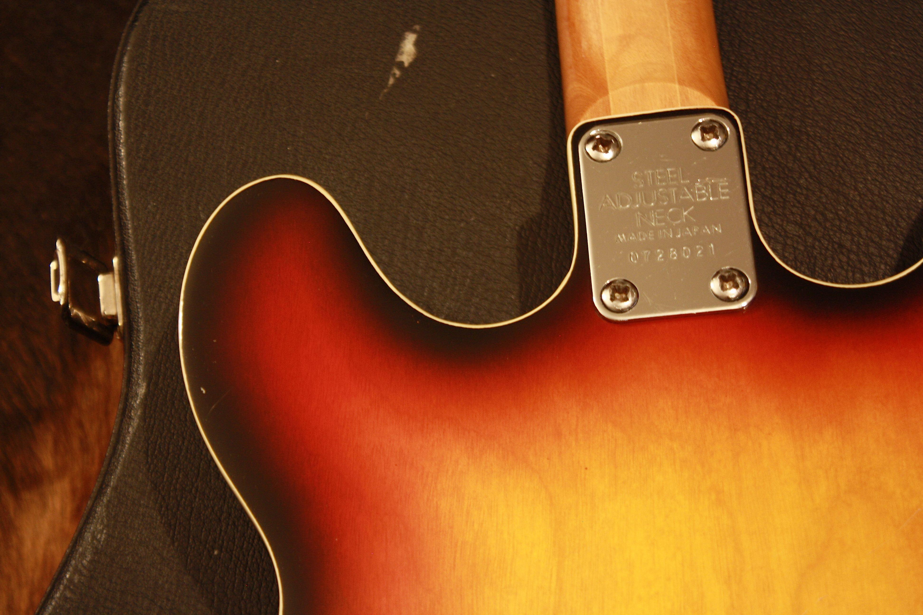 aria guitars serial numbers