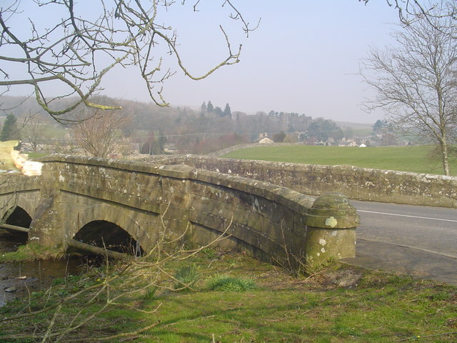 Austwick Bridge - geograph.org.uk - 409268