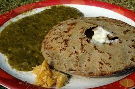 Sarson Ka Saag Hebbar S Kitchen