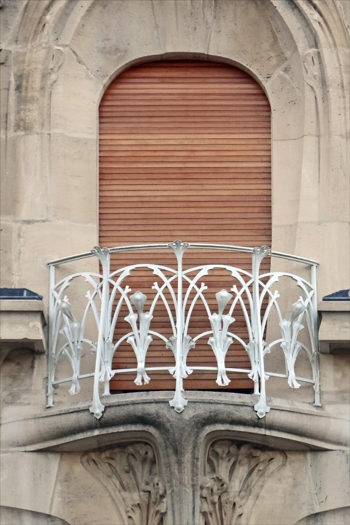 File balcon de la maison weissenburger de style art for Arts de la maison