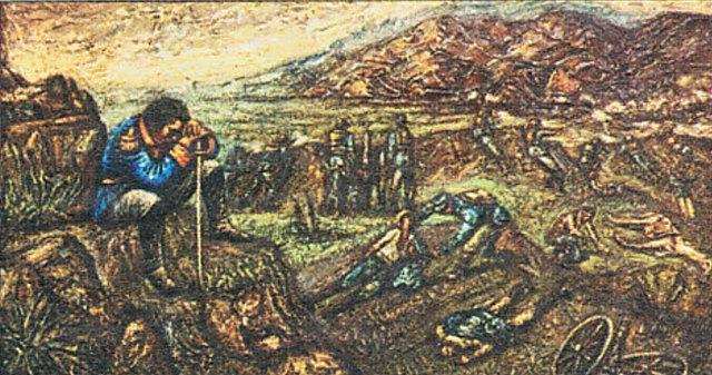 Batalla de Bombon  Wikipedia la enciclopedia libre