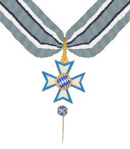 Ordres et Décorations Unioniennes Beierse_Orde_van_Verdienste
