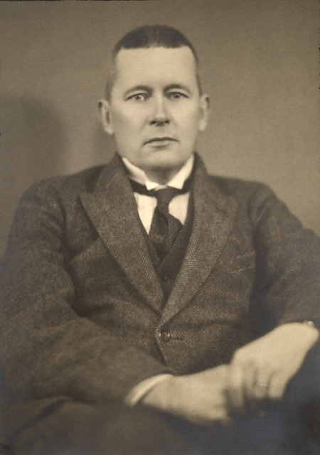 Gripenberg in the 1920s