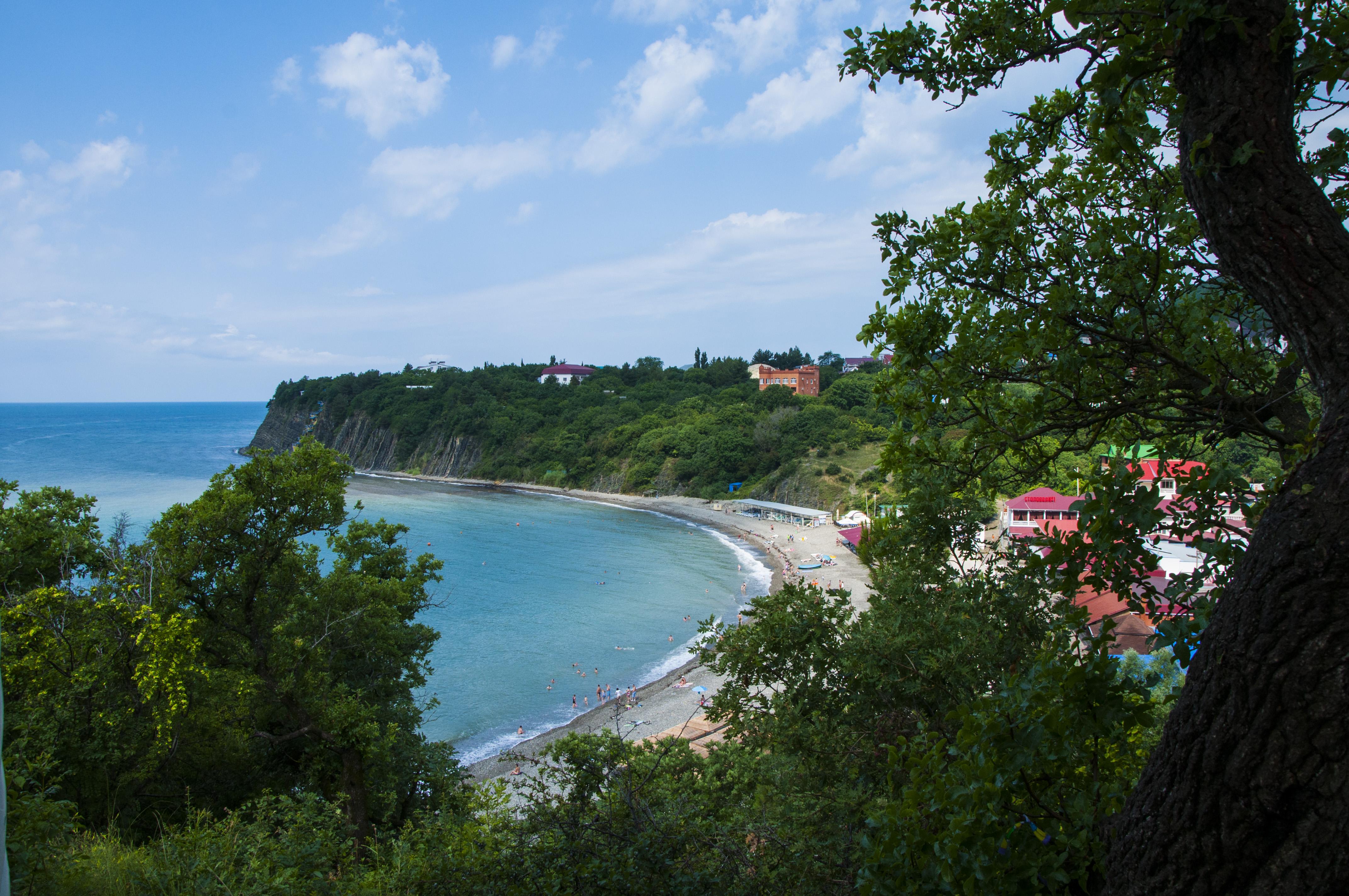 бетта фото пляжа и набережной этого