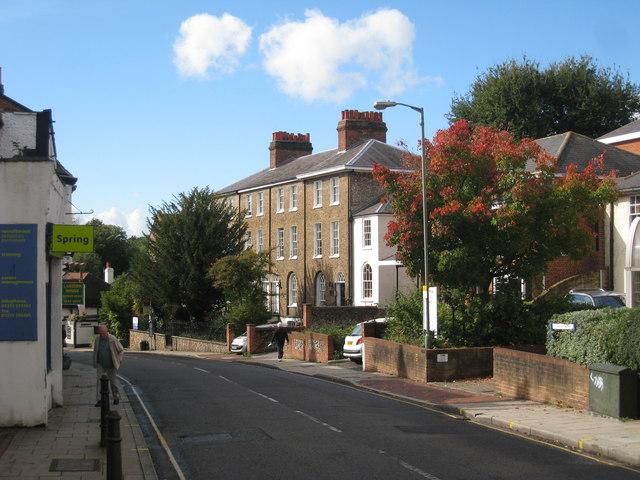 Bridge Street, Leatherhead (geograph 2099800)