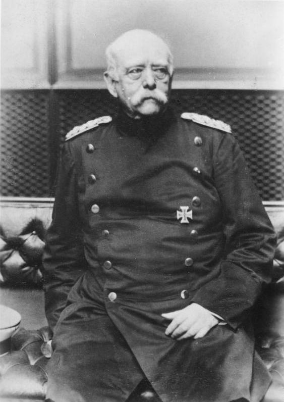 otto von bismarck historical investigation Many have tried their hand at the versatile otto von bismarck's life and political career since his involuntary removal from power in 1890, surrounded by bitter.