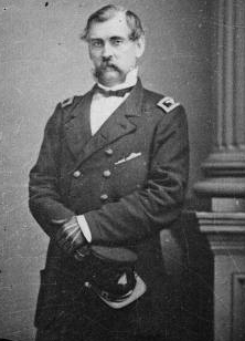 Lt. Col. Charles Ferguson Smith relieved General Johnston of the command of the Department of Utah in 1860.