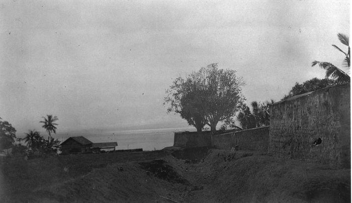 Fort Oranje Ternate Molukken