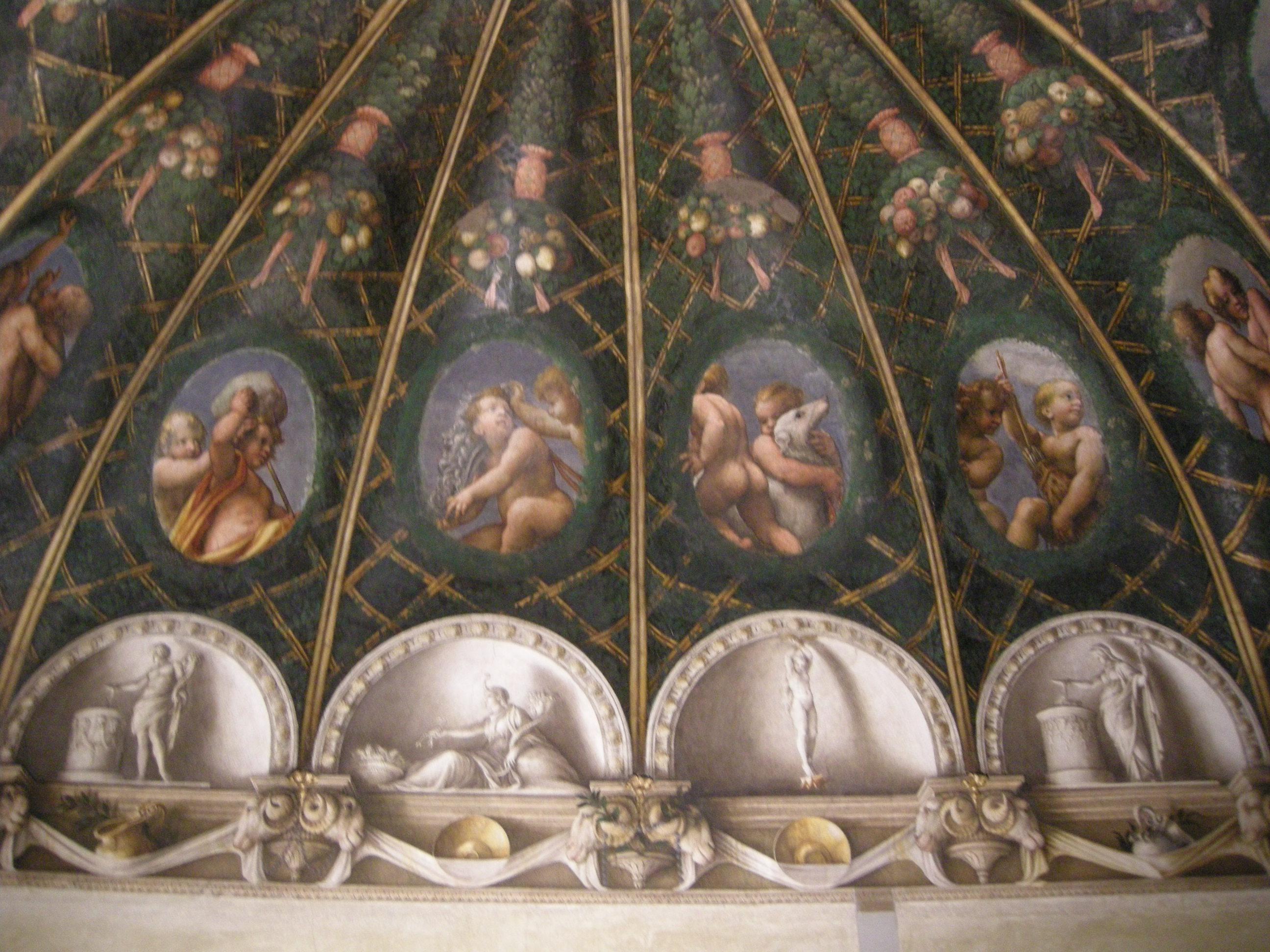 Camera della Badessa - Wikipedia