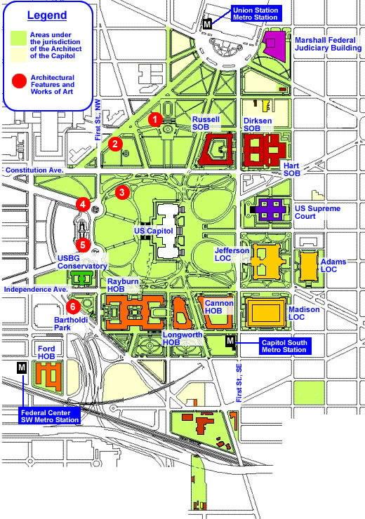 United States Capitol Complex Wikipedia