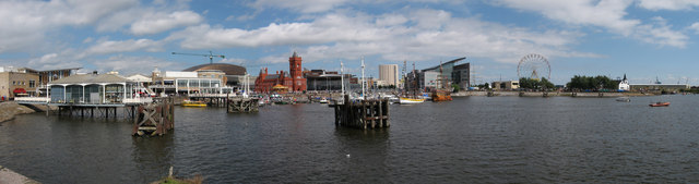 Cardiff Bay - geograph.org.uk - 1102077