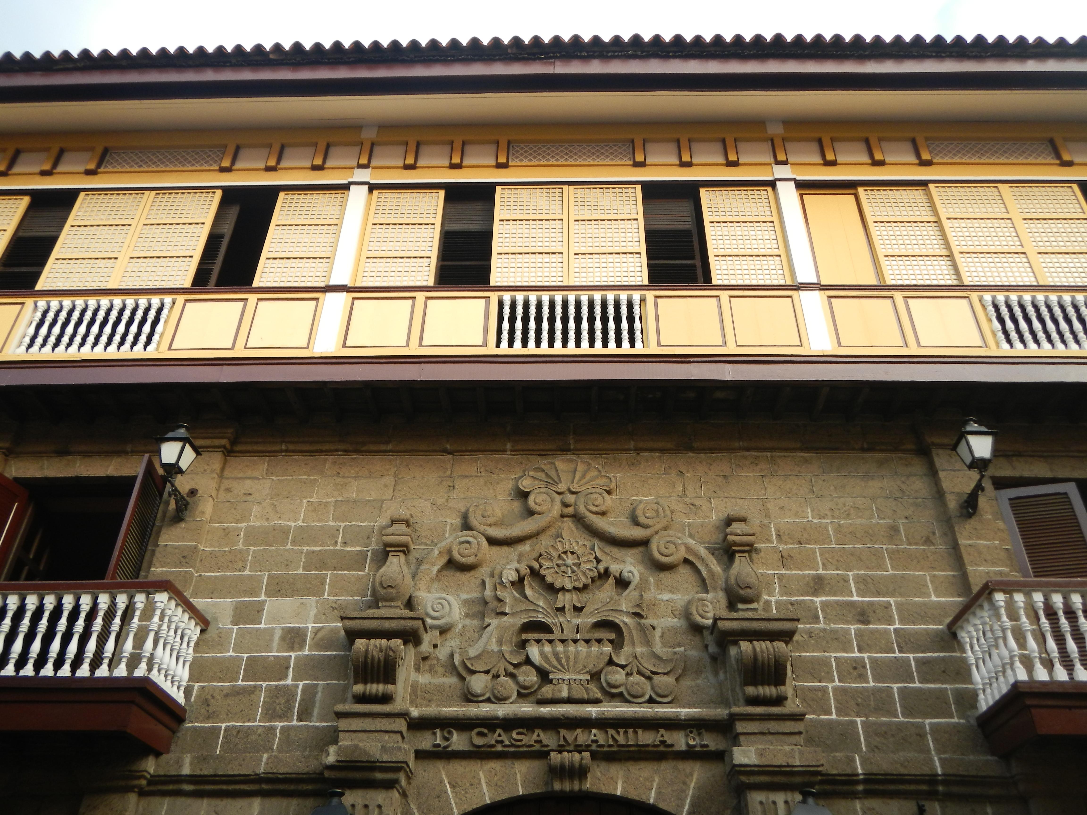 Casa Manila Wikipedia