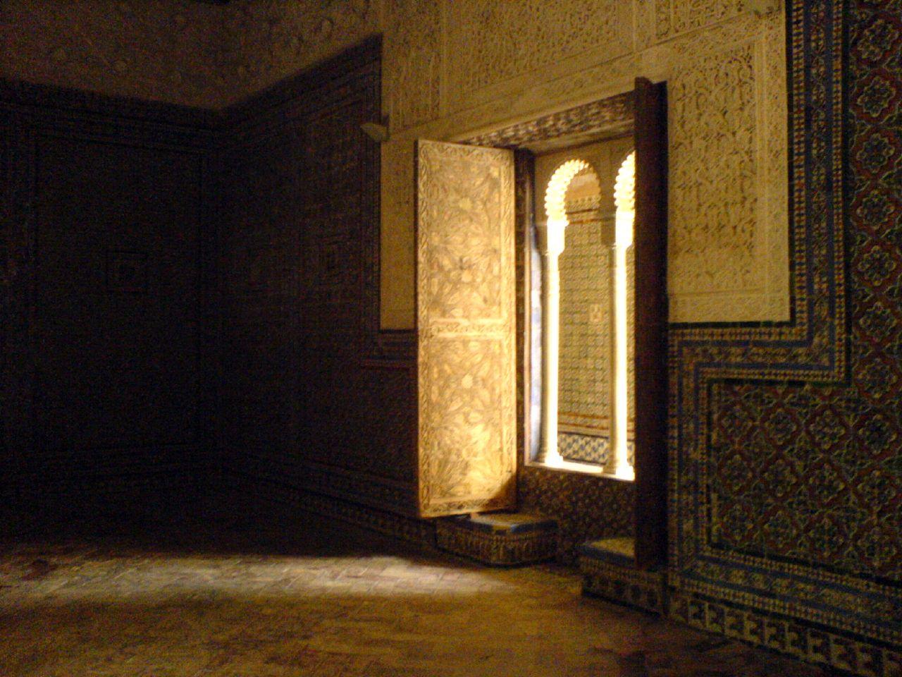 File casa de pilatos sal n del wikimedia - Spa de sevilla ...