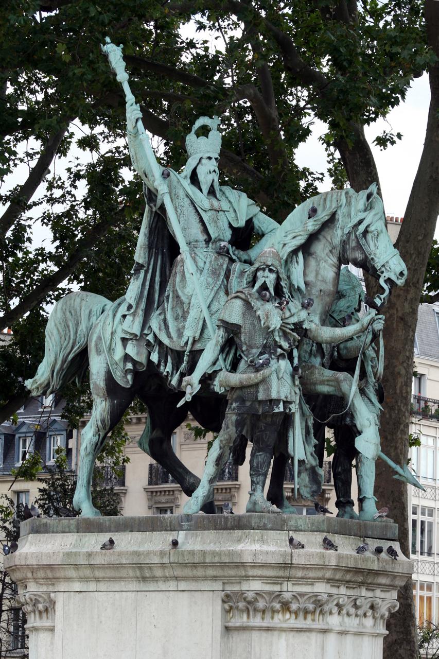 Charlemagne Et Ses Leudes Wikidata