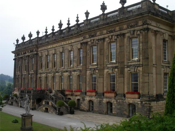 Chatsworth House - Being an Aristocrat in the Regency - Philippa Jane Keyworth - Regency Romance Author
