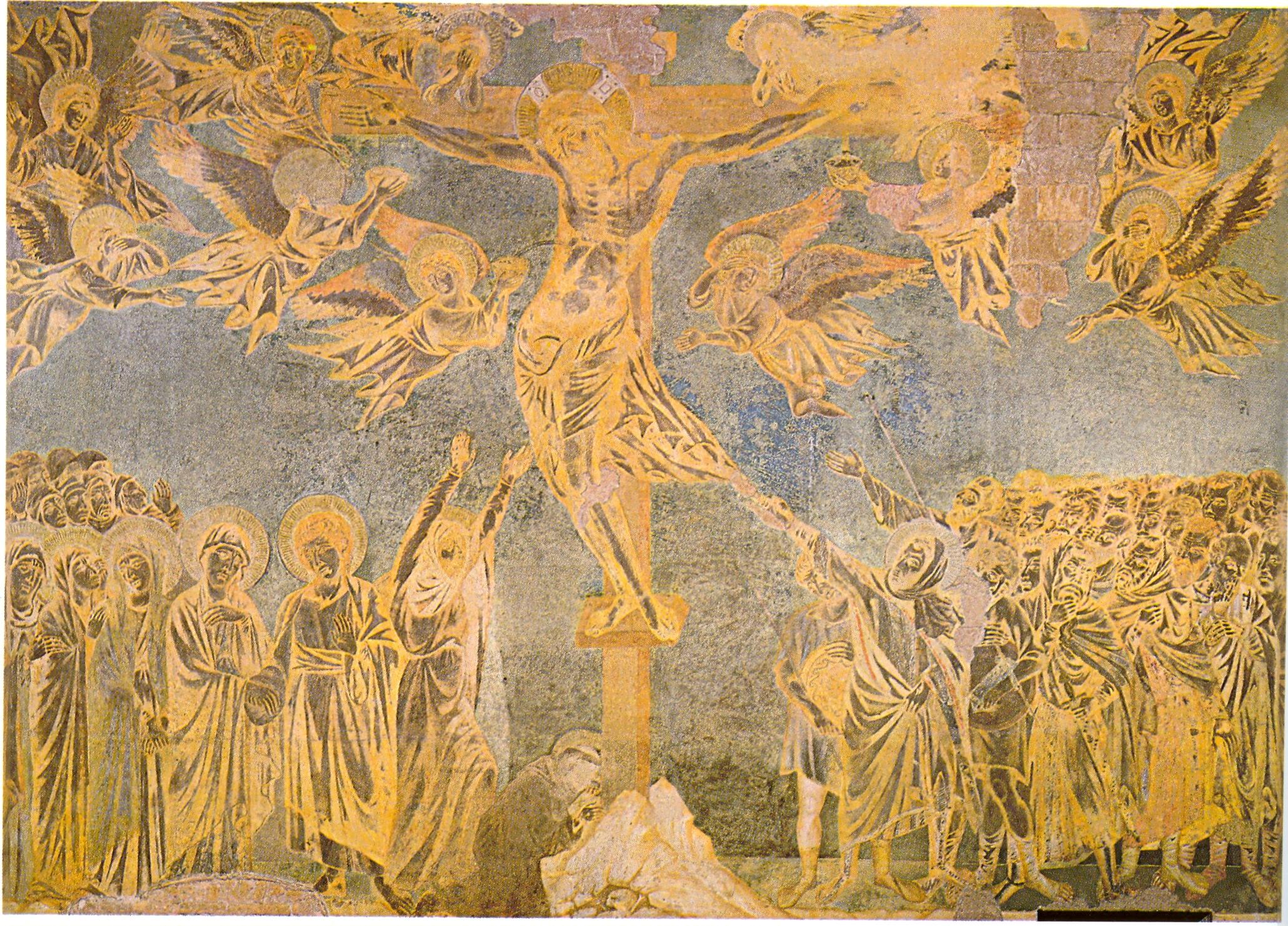 San Francesco d'Assisi Cimabue