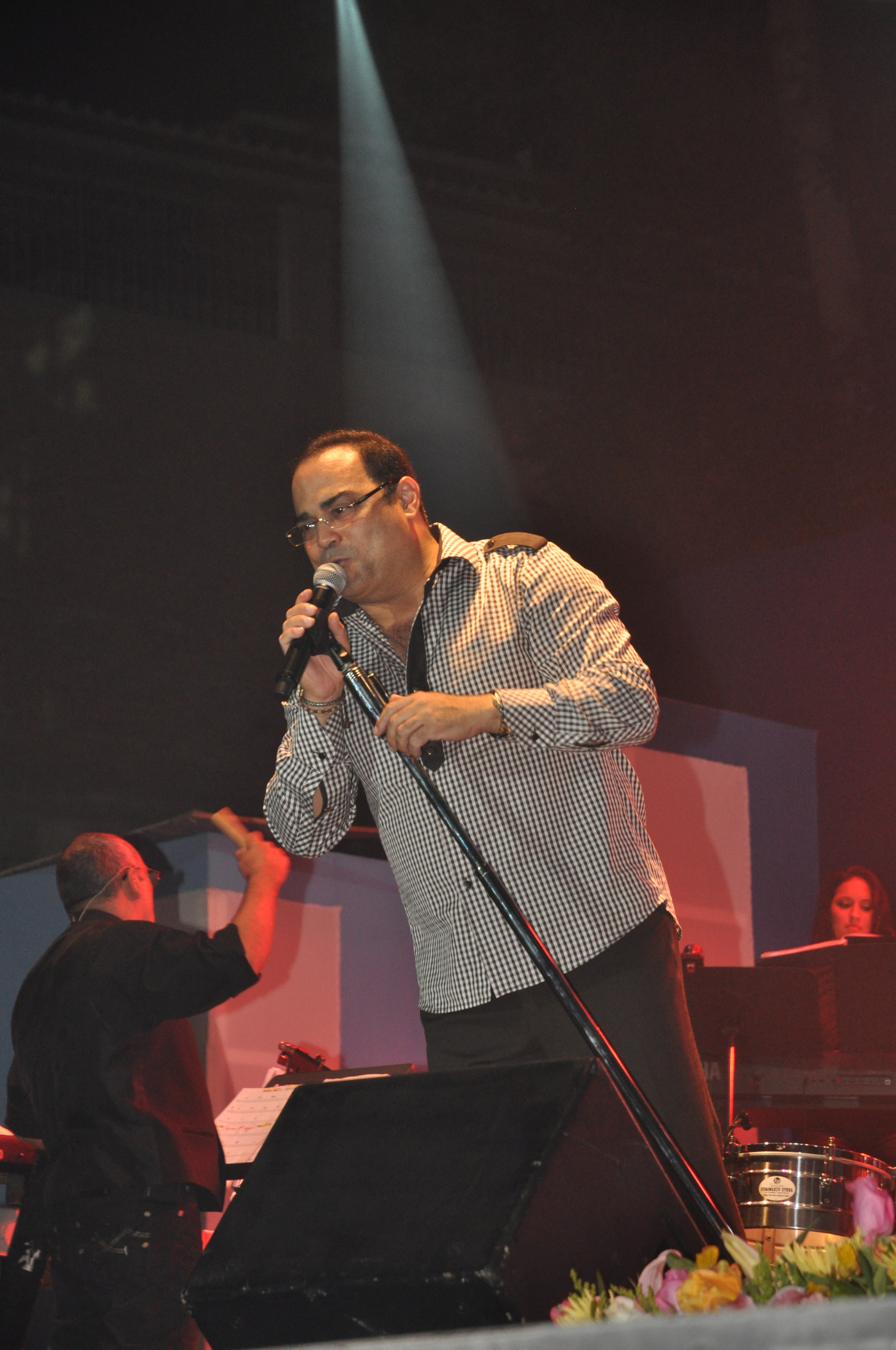 Depiction of Gilberto Santa Rosa