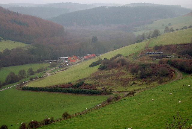 Countryside Views - geograph.org.uk - 173206