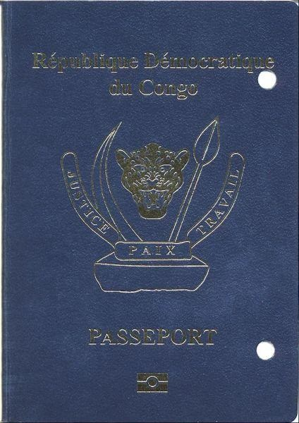 Visa requirements for Democratic Republic of the Congo