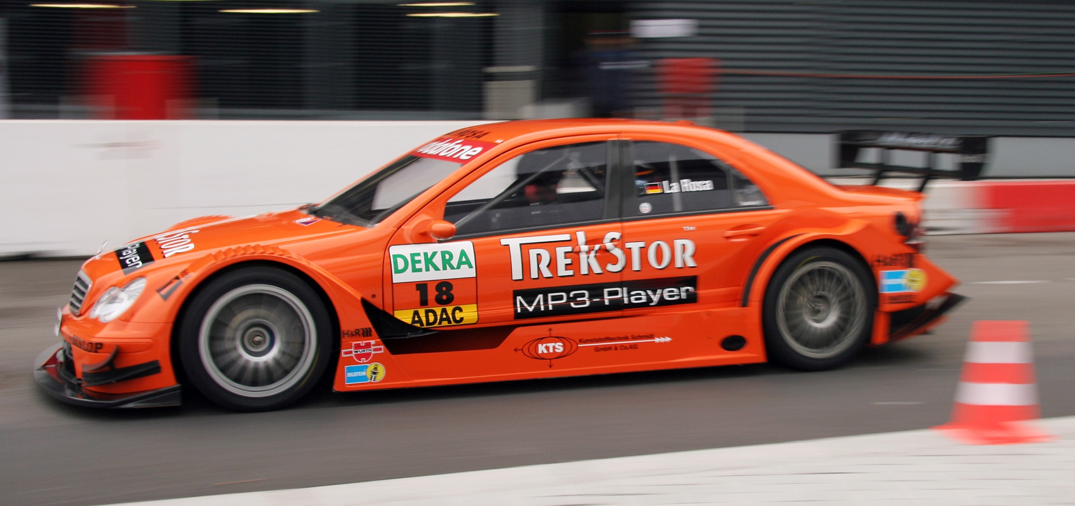 File Dtm Car Mercedes2006 Larosa Jpg Wikimedia Commons