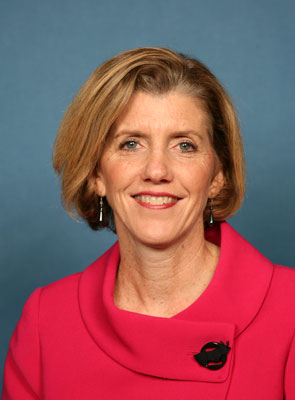English: Photo of Representative Kathy Dahlkem...