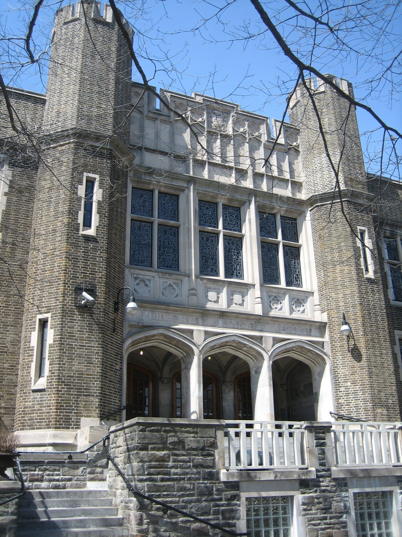 Danforth Collegiate And Technical Institute Wikipedia