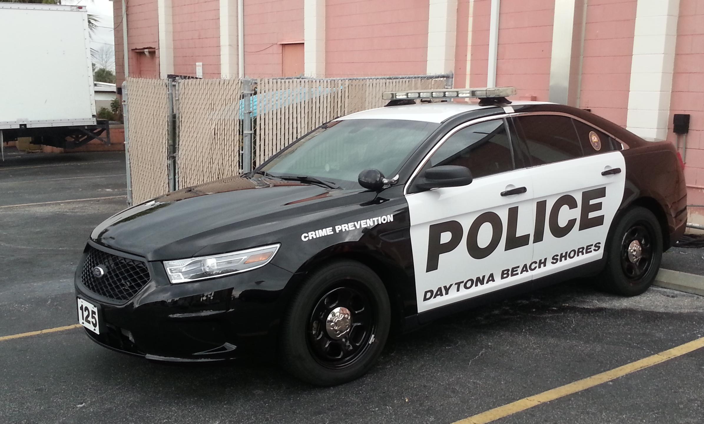 Daytona Beach Shores Police Salary